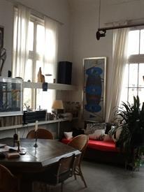 Kamer in Amsterdam, Marius van Bouwdijk Bastiaansestraat op Kamernet.nl: Atelierwoning - studio and apartment