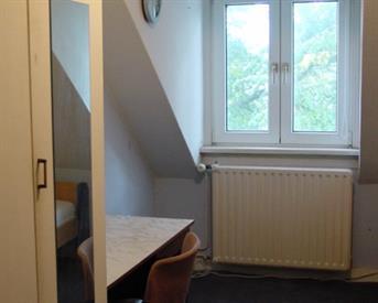 Kamer in Maastricht, Ruttensingel op Kamernet.nl: zeer mooie kamer met wastafel op je kamer
