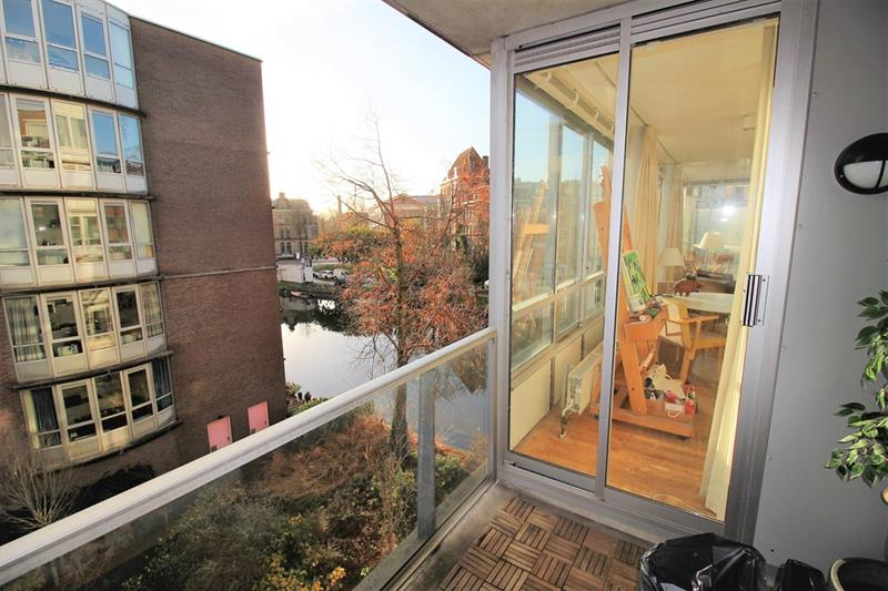 Appartement aan Plantage Muidergracht in Amsterdam