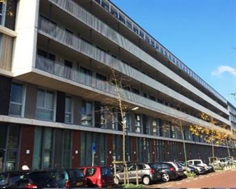 Kamer in Amsterdam, Jan Smitstraat op Kamernet.nl: Studio te huur in woonproject (lftd 20-25 jaar)