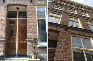 Kamer in Amsterdam, Reyer Anslostraat op Kamernet.nl: Ruim, licht en sfeervol appartement