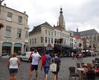 Kamer in Breda, Grote Markt op Kamernet.nl: Wonen op de Markt in Breda