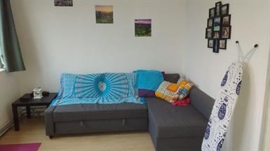Kamer in Rotterdam, Zuidhoek op Kamernet.nl: 3 kamer appartement te huur vanaf januari