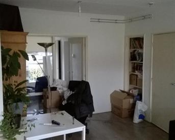 Kamer in Groningen, West-Indischekade op Kamernet.nl: Appartement met uitzicht op kanaal