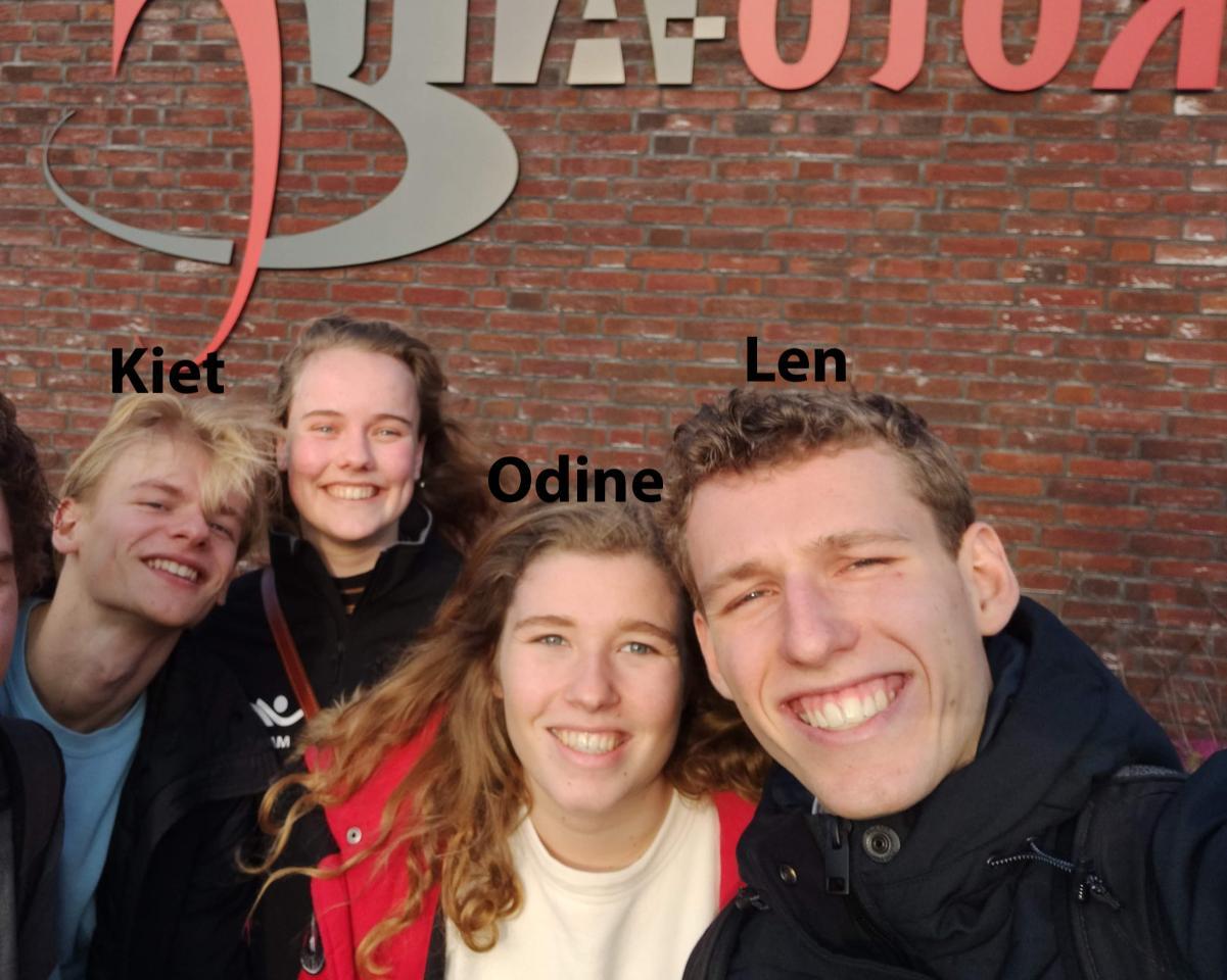 Kamer te huur in de Watersnipstraat in Delft
