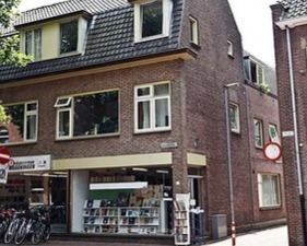 Kamer aan Boterstraat in Wageningen