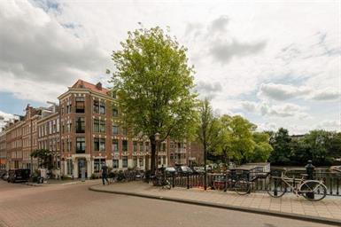 Kamer in Amsterdam, Jacob van Lennepstraat op Kamernet.nl: Hoogwaardig afgewerkt gestoffeerd 1-slaapkamer appartement