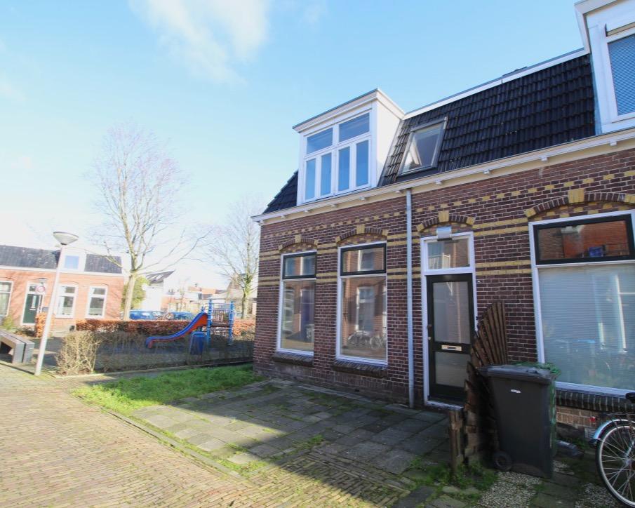 Kamer te huur in de Van der Kooijstraat in Leeuwarden