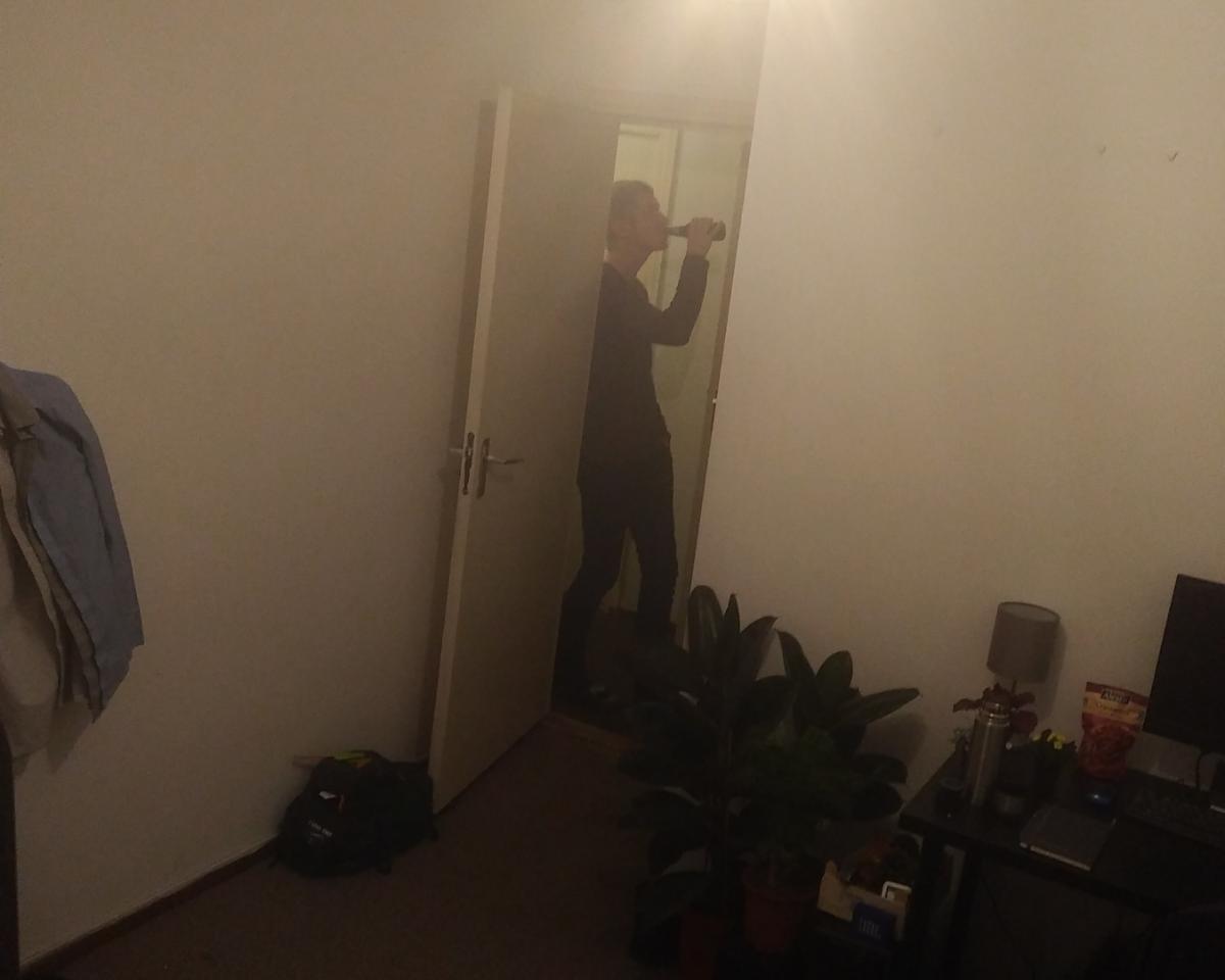 Kamer te huur in de Pater Ruttenstraat in Tilburg