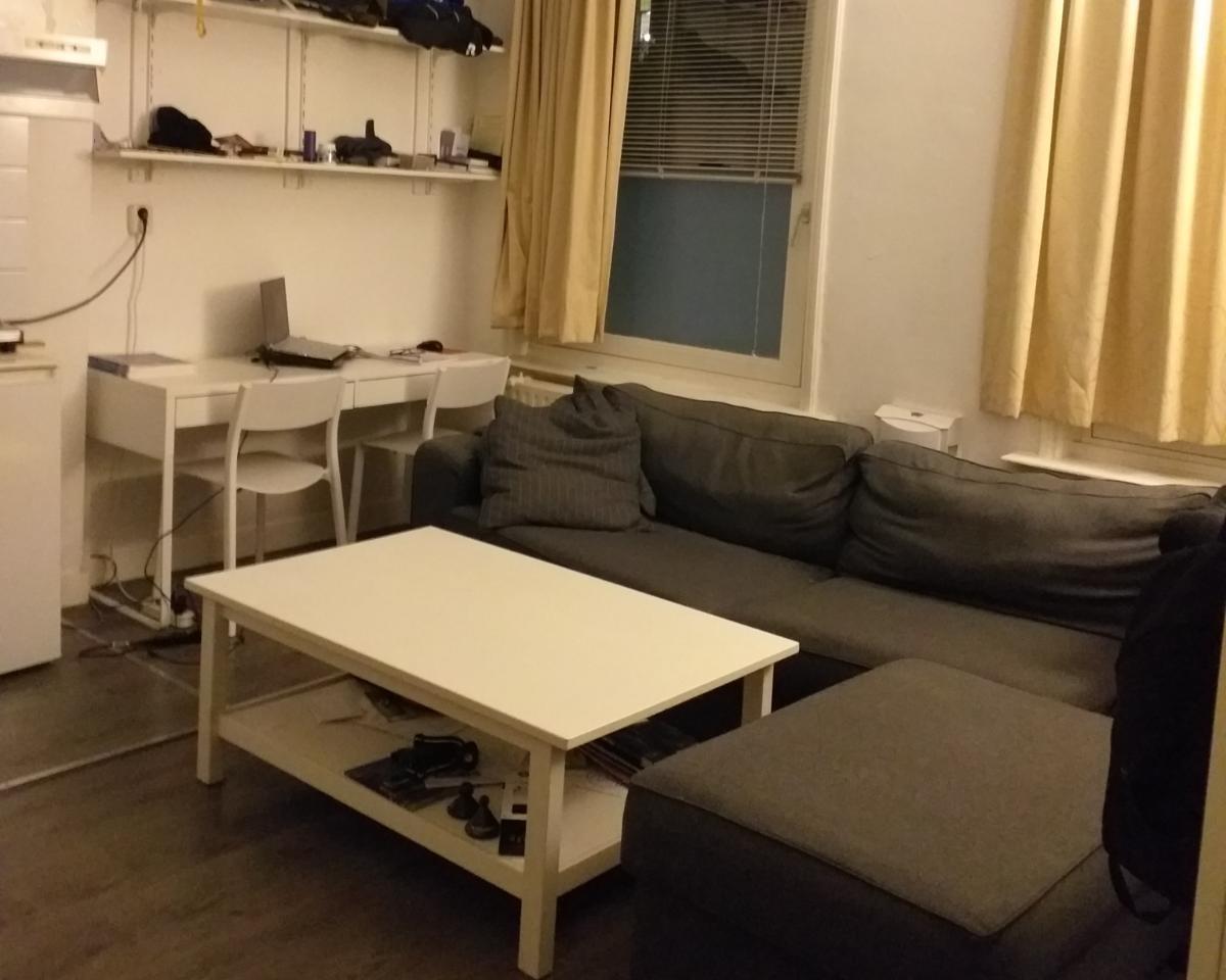 Kamer te huur in de Brugstraat in Den Bosch