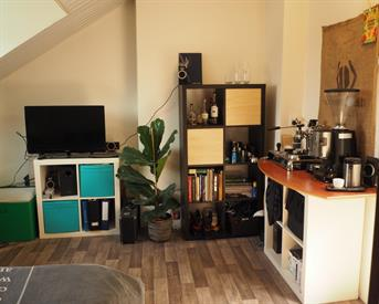 Kamer in Enschede, De Heurne op Kamernet.nl: Ouderejaars student, hartje stad