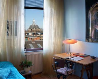 Kamer in Amsterdam, Binnenkadijk op Kamernet.nl: kamer in artist loft