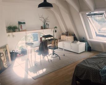 Kamer in Groningen, Aweg op Kamernet.nl: Ruime kamer met gezamenlijke woonkeuken