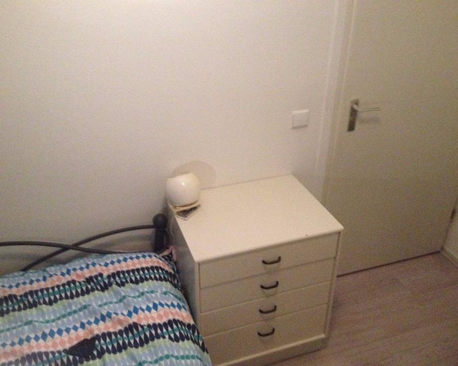Kamer aan Adriaan van Bergenstraat in Breda