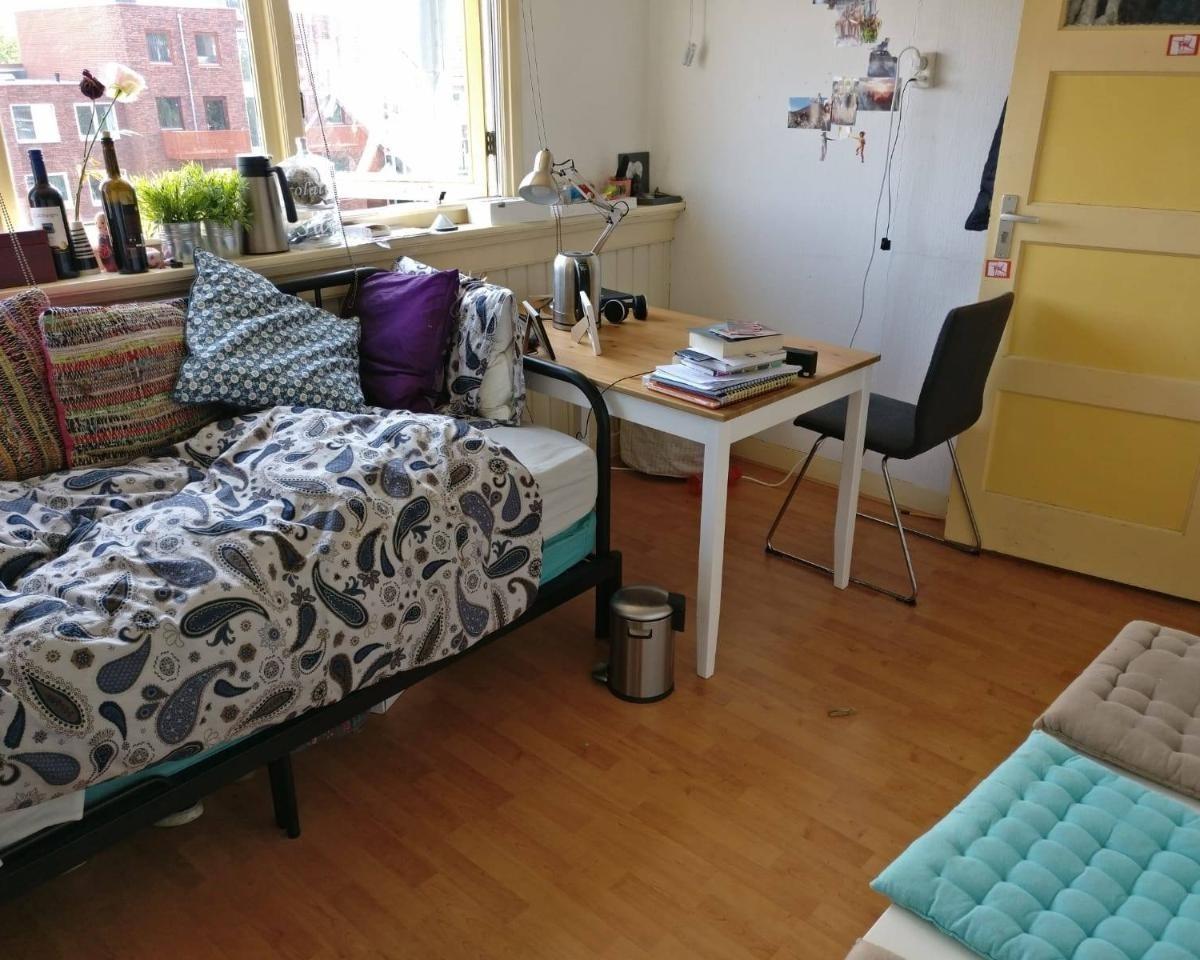 Kamer te huur in de Star Numanstraat in Groningen