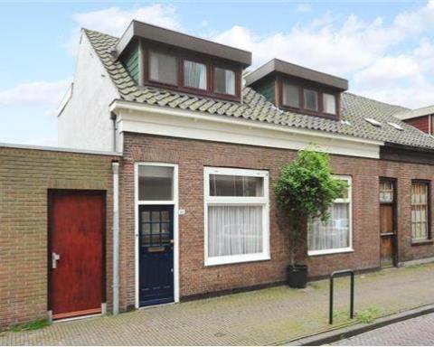 Kamer aan Fortuinstraat in Delft
