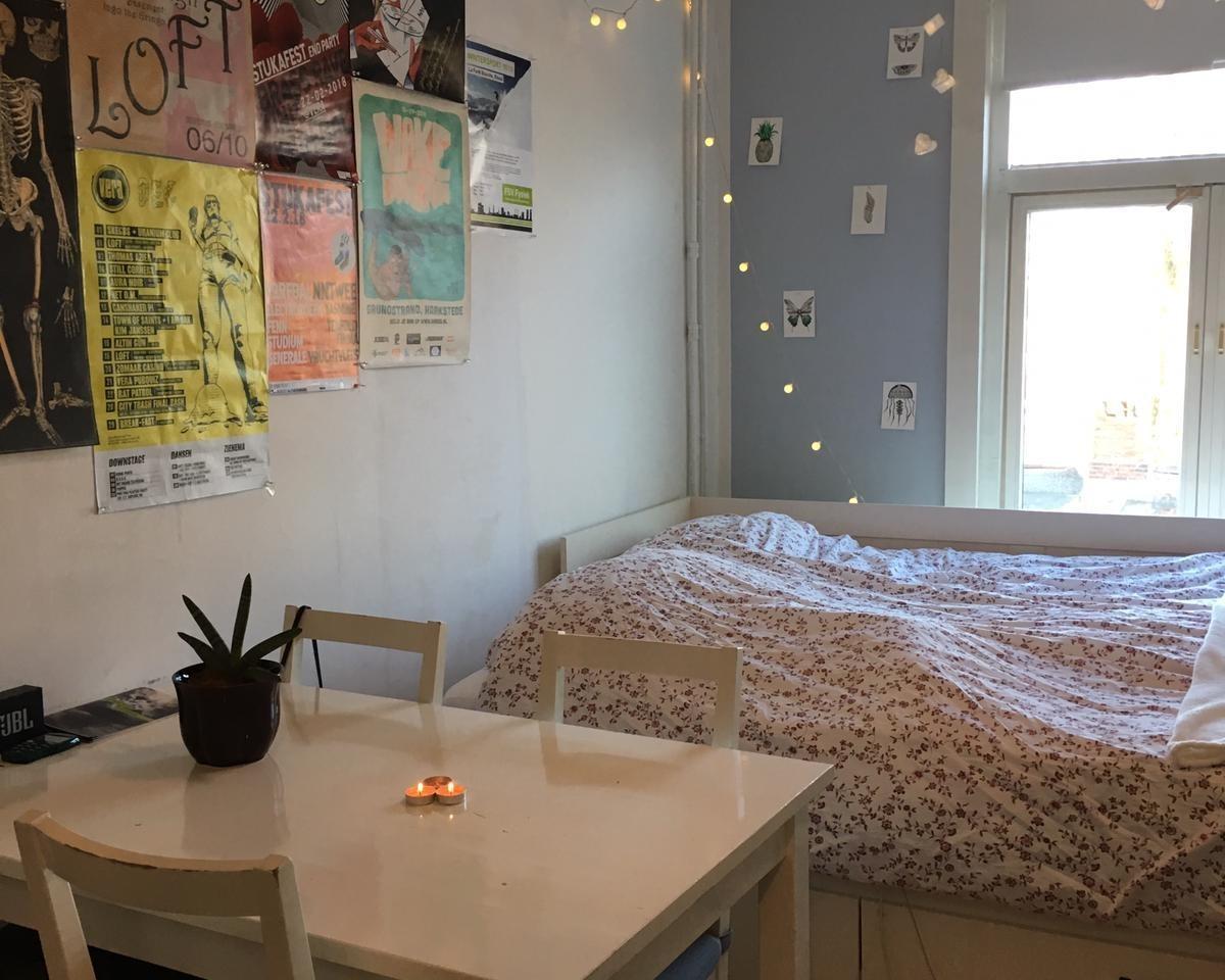 Kamer te huur in de Tweede Willemstraat in Groningen