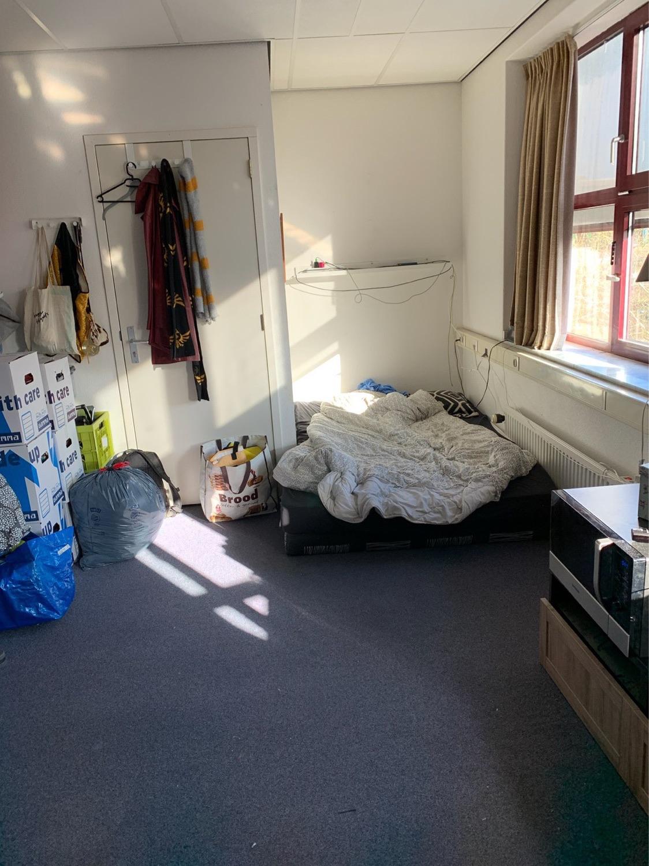 Kamer te huur in de Plantsoen in Wageningen