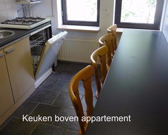 Kamer in Maastricht, Burgemeester van Oppenstraat op Kamernet.nl: t h a  gemeubileerde kamer.