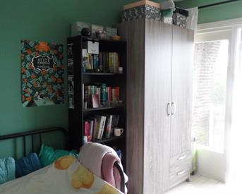 Kamer in Utrecht, Tjalkstraat op Kamernet.nl: Kamer in gemixt huis