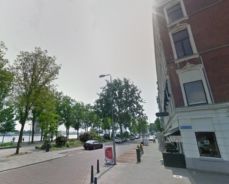 Kamer te huur in de Rivierstraat in Rotterdam