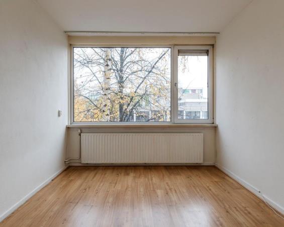 Appartement aan Van Bijnkershoeklaan in Utrecht
