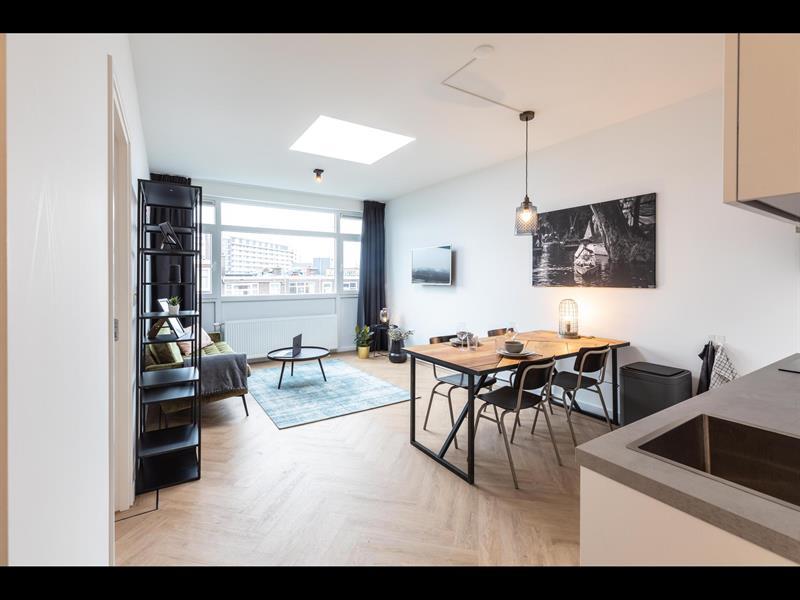 Kamer te huur in de Graaf Florisstraat in Rotterdam