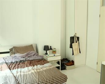 Kamer in Amsterdam, Zeeburgerkade op Kamernet.nl: Tijdelijke kamer luxe apparatement Amsterdam OOost