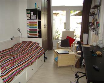 Kamer in Maastricht, Frankenstraat op Kamernet.nl: Mooie kamer in gezellig studentenhuis met 12