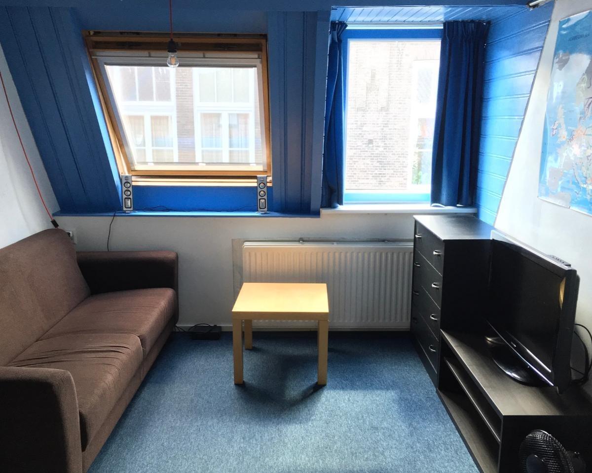Kamer te huur in de Generaal De la Reijstraat in Haarlem