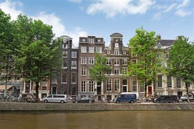 Kamer in Amsterdam, Herengracht op Kamernet.nl: Very luxurious apartment of approximately 89 m²