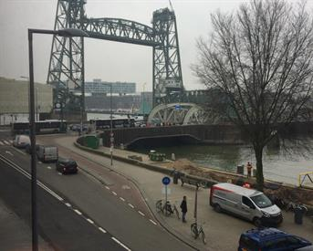Kamer in Rotterdam, Prins Hendrikkade op Kamernet.nl: Gezocht: rustige huisgenote op Noordereiland