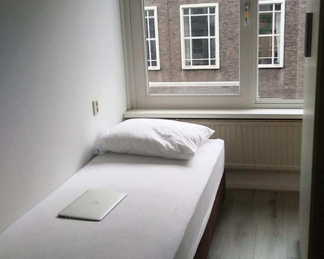 Kamer te huur in de Eerste Helmersstraat in Amsterdam