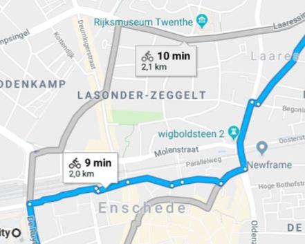 Kamer te huur in de Minkmaatstraat in Enschede