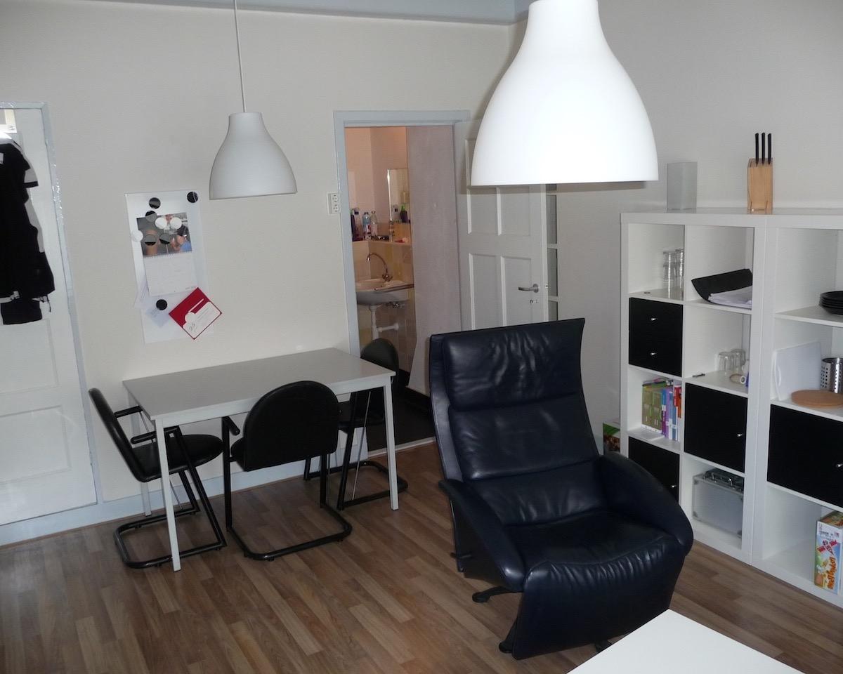 Kamer aan Engelsestraat in Leeuwarden