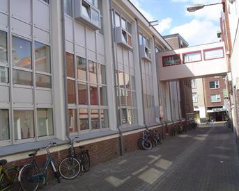 Kamer in Groningen, Soephuisstraatje op Kamernet.nl: Mooie zelfstandige studio in Groningen.