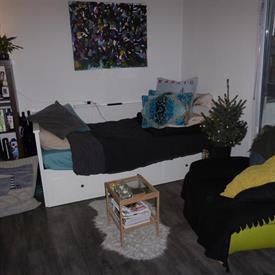 Kamer in Tilburg, Hoogtedwarsstraat op Kamernet.nl: Studio in nieuwbouwproject in hartje centrum