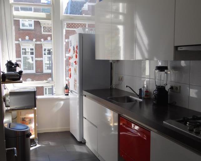 Kamer aan Saftlevenstraat in Rotterdam