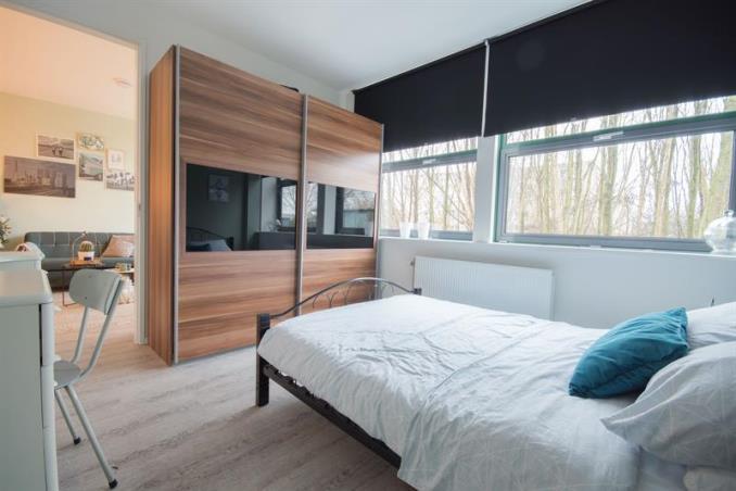 Appartement aan Hoofdweg in Rotterdam