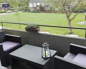 Kamer in Groningen, Droppingsveld op Kamernet.nl: Mooie kamer met balkon