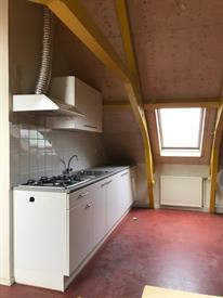 Kamer in Leeuwarden, Hoekstersingel op Kamernet.nl: Ruim appartement op 2e etage uitzicht op stadscentrum