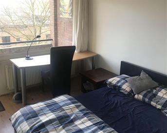 Kamer in Arnhem, Lange Wal op Kamernet.nl: Ruime kamer met balkon aan de Lange Wal te Arnhem