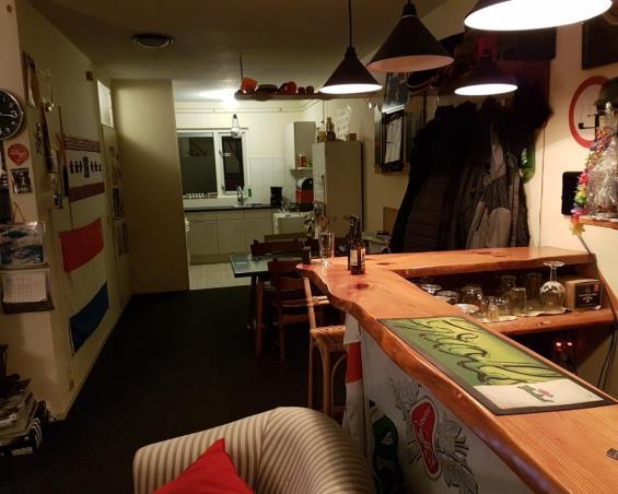 Kamer aan Beatrixstraat in Enschede