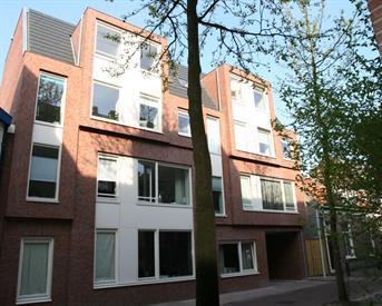 Kamer in Wageningen, Rouwenhofstraat op Kamernet.nl: Appartement in het centrum van Wageningen