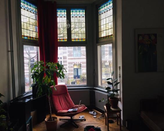 Kamer aan Wilhelminasingel in Nijmegen