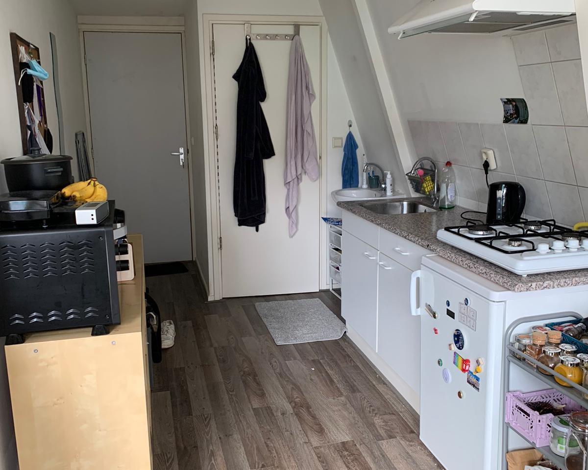 Kamer te huur in de Eerste Hunzestraat in Groningen