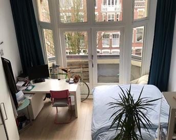 Kamer in Rotterdam, Burgemeester Meineszlaan op Kamernet.nl: Ruime kamer in prachtig huis te huur
