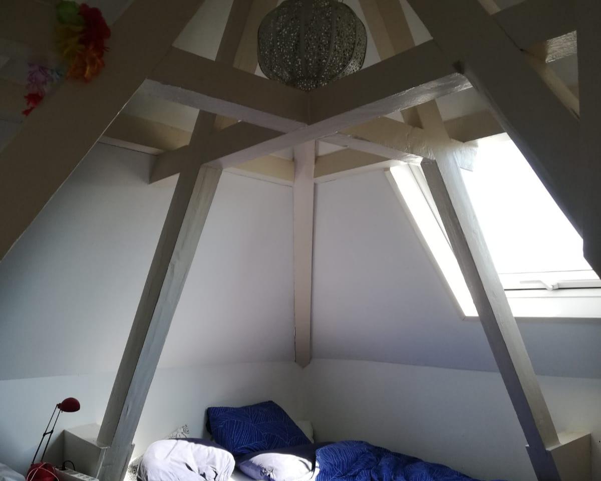 Kamer te huur op de Maresingel in Leiden