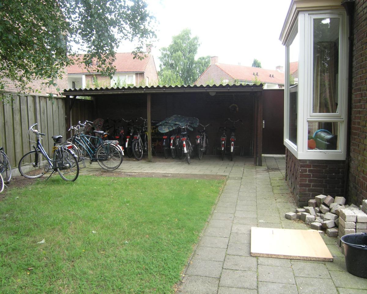Kamer aan Wicher Nijkampstraat in Enschede