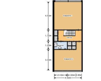 Kamer in Enschede, Bentelobrink op Kamernet.nl: Kamer te huur in Enschede Zuid